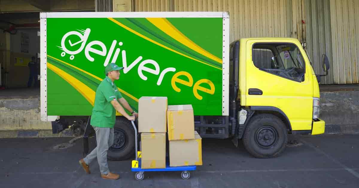 บริการขนย้ายจาก Deliveree